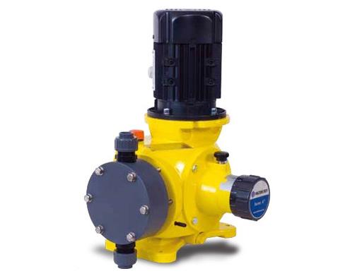 米顿罗GM、GB系列机械隔膜计量泵